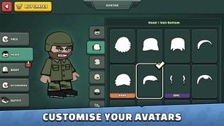 Doodle Army 2 : Mini Militia软件截图2