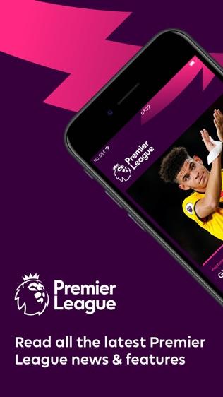 Premier League软件截图0