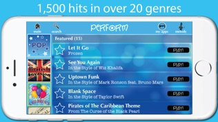 带曲目的免费钢琴软件截图1