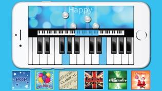 带曲目的免费钢琴软件截图0