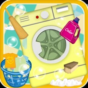 洗衣服和铁衣