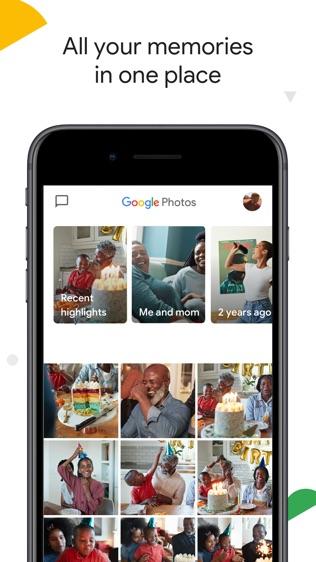 Google 照片软件截图0