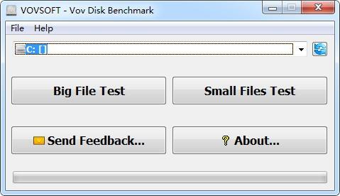 Vov Disk Benchmark(磁盘基准测试工具)