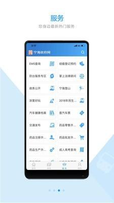 宁海政府网软件截图3