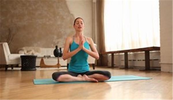 基本瑜伽呼吸