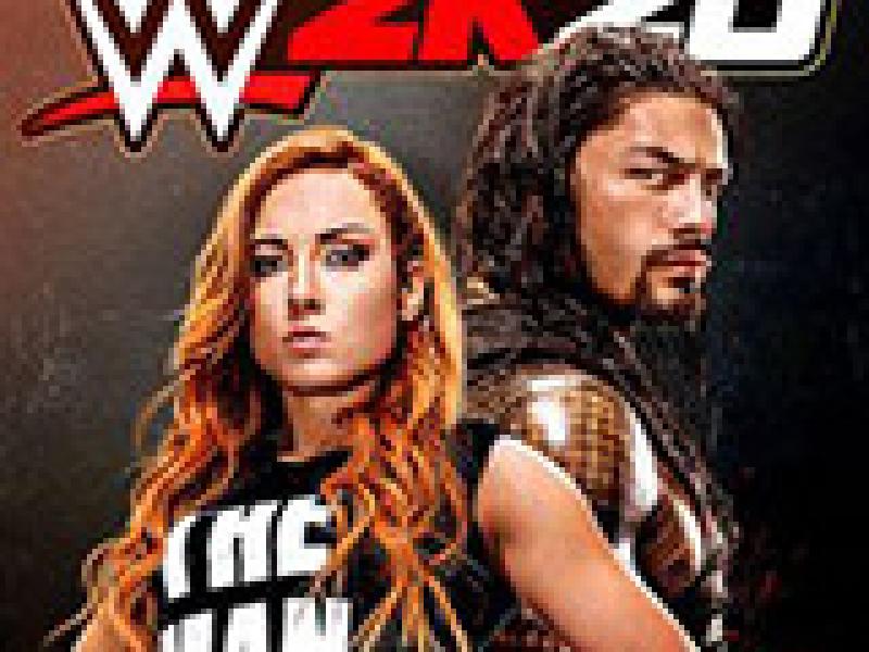 WWE 2K20 豪华版