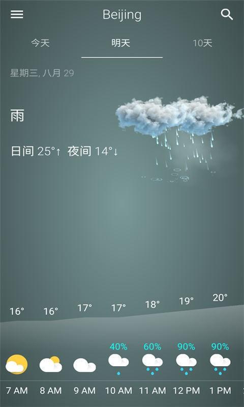 PM2.5质量软件截图3