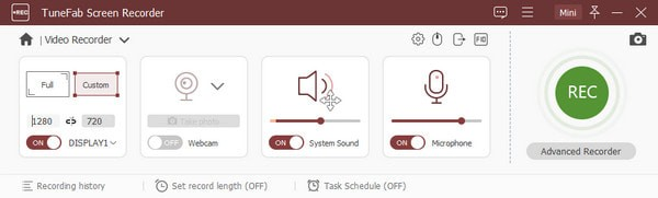 TuneFab Screen Recorder(屏幕录制软件)下载