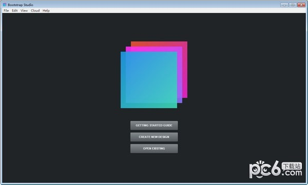 Bootstrap Studio(网页设计工具)下载