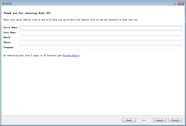 Robo 3T(MongoDB可视化工具)下载
