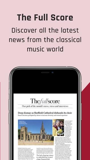 BBC Music Magazine(音乐杂志)软件截图2