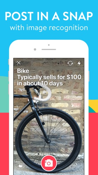 letgo: Buy & Sell Secondhand软件截图2