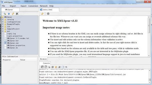 XMLSpear(XML编辑软件)