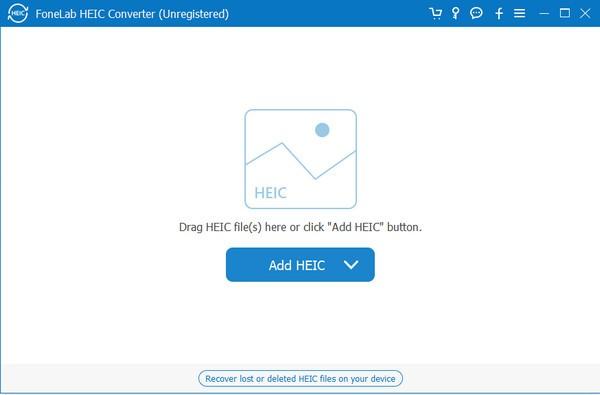 FoneLab HEIC Converter(HEIC格式转换工具)