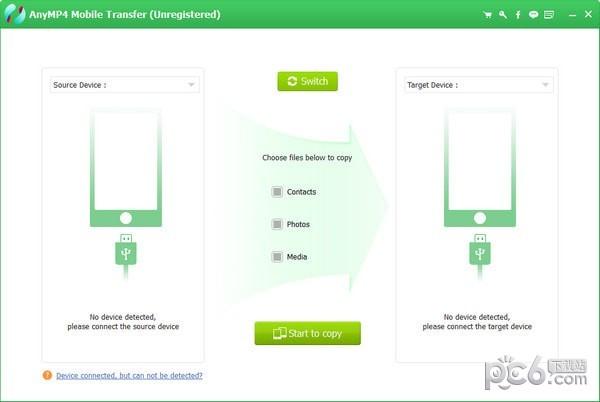 AnyMP4 Mobile Transfer(手机数据传输软件)