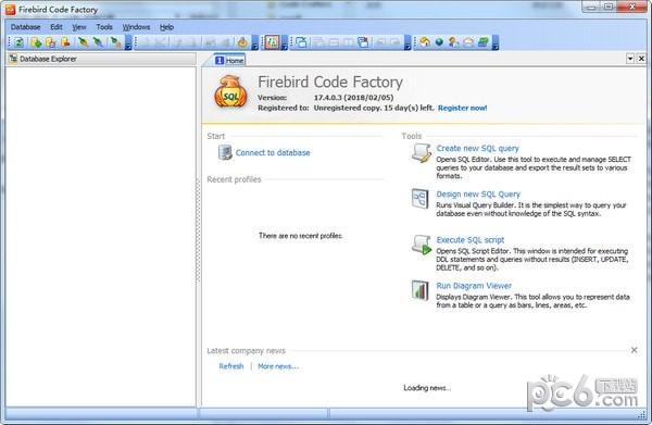 Firebird Code Factory
