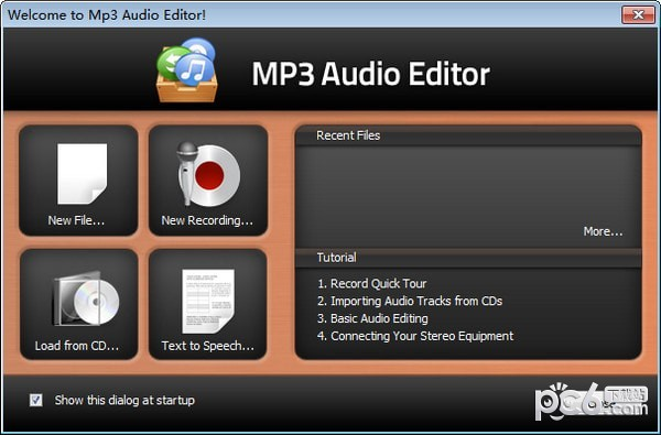 Mp3 Audio Editor(mp3音乐编辑器)