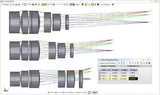 Zemax OpticStudio(光学设计软件)