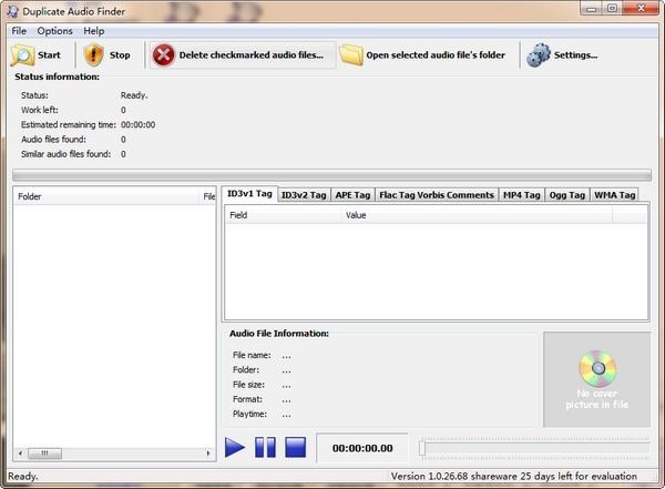 Duplicate Audio Finder(音频查重工具)下载