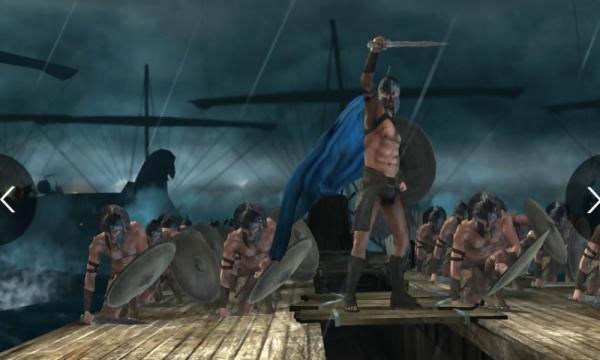 300勇士:帝国崛起HD软件截图3
