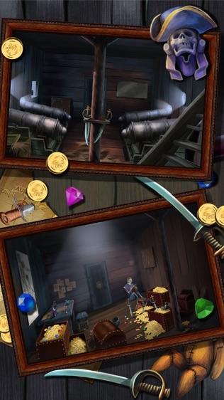 密室逃脱:逃出海盗船密室软件截图2