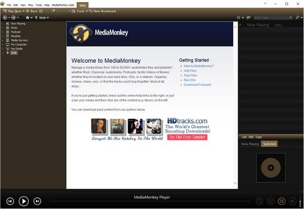 MediaMonkey Gold
