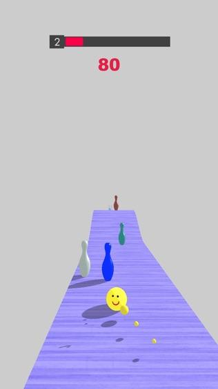 Bowling Dash软件截图1