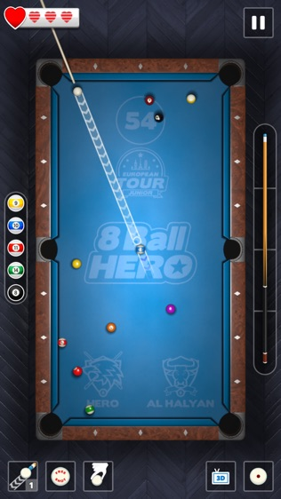 8 Ball Hero软件截图1