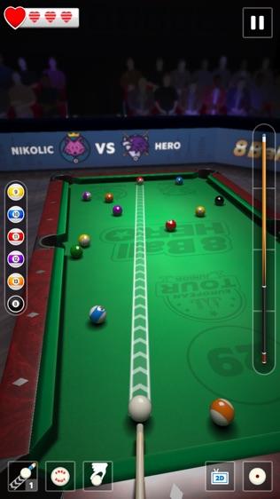 8 Ball Hero软件截图0