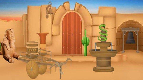 沙漠脱逃软件截图1