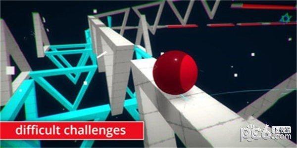 极限平衡红球软件截图3