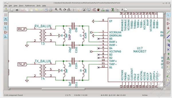电子设计自动化软件KiCad