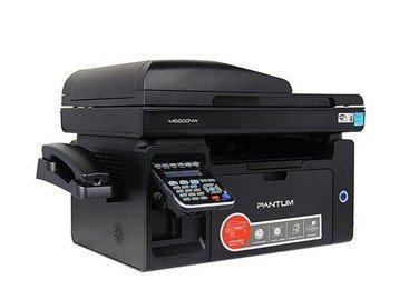 奔图m6600打印机扫描驱动