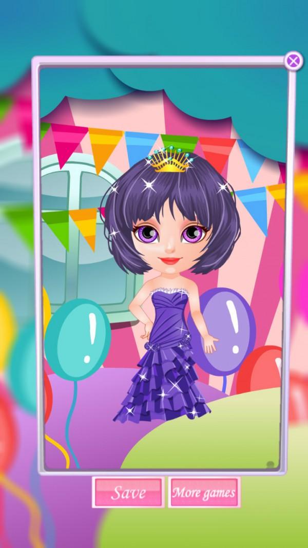 冰雪公主聚会魔幻装扮