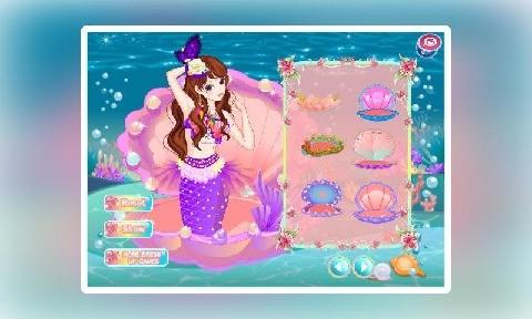 珊瑚海美人鱼软件截图3