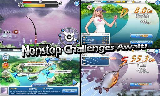 钓鱼明星(Fishing Superstars)软件截图3