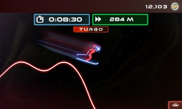 霓虹滑雪软件截图3