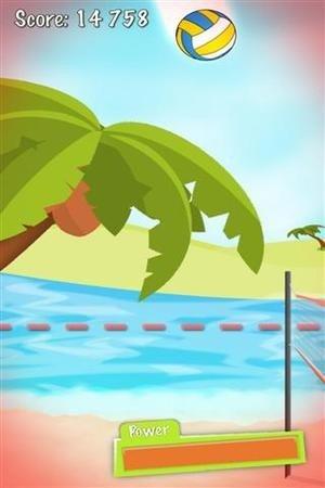 Volleyball Beach软件截图2