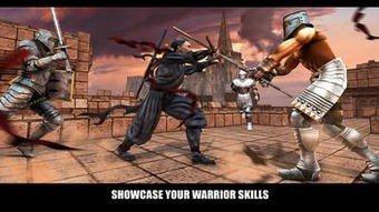 世界探索忍者战士软件截图0