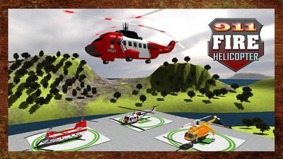 3D空中超级消防员助手软件截图0