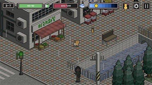 街头流浪猫冒险软件截图2