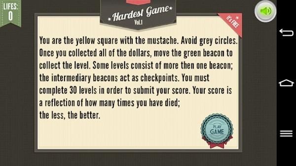 世上最难游戏(The Worlds Hardest Game)软件截图2