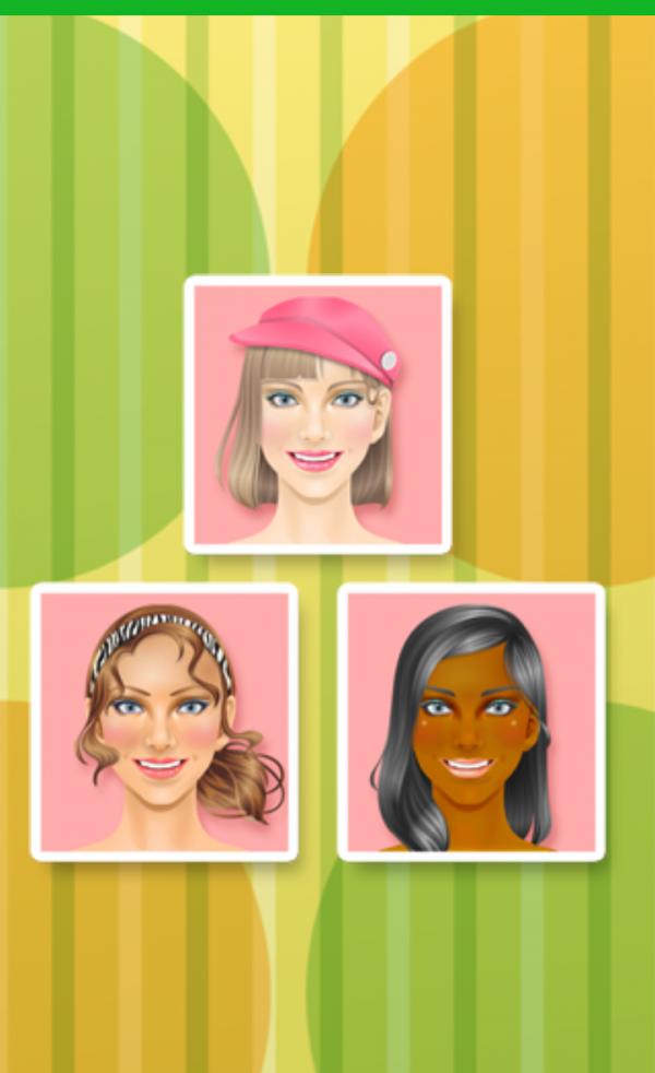 休闲婚礼化妆软件截图0