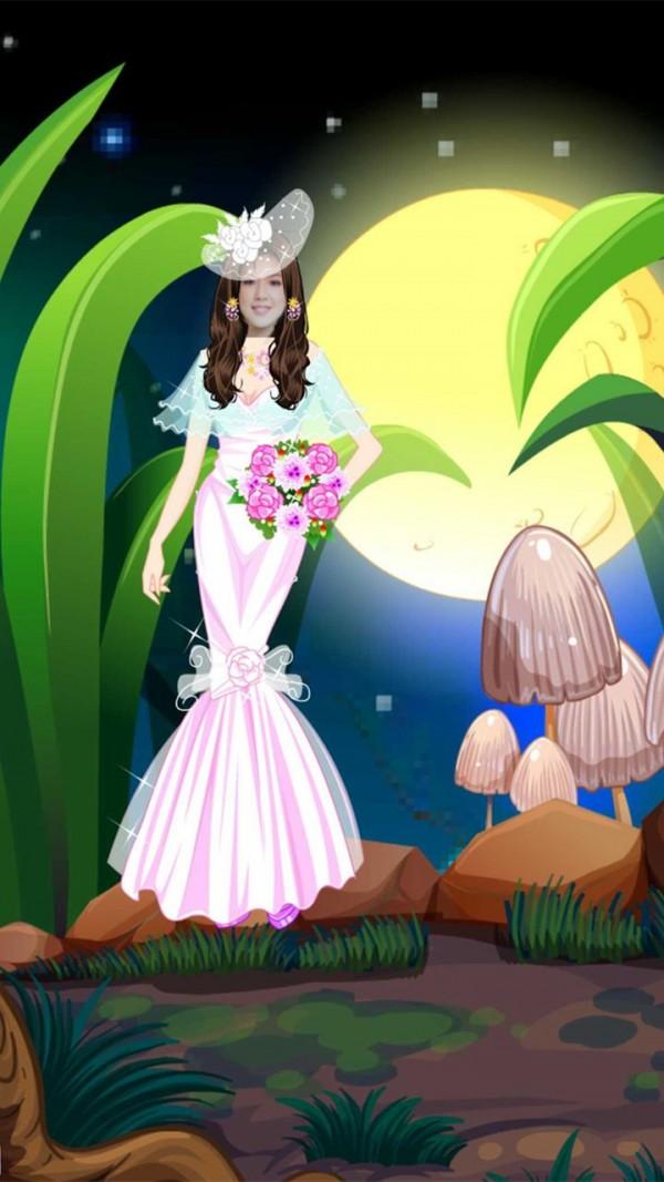 小公主童话新娘换装软件截图3