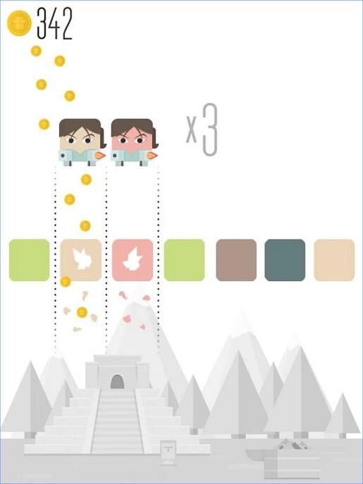 色彩匹配战彩方英雄软件截图1