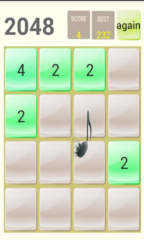 2048钢琴版软件截图0