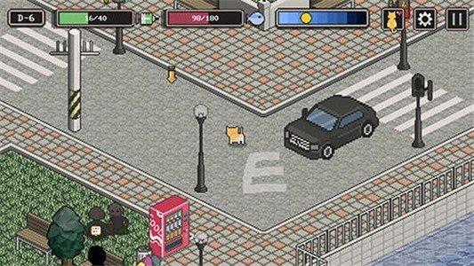 街头流浪猫冒险软件截图1