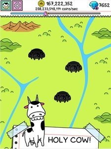 疯狂奶牛进化破解版软件截图2