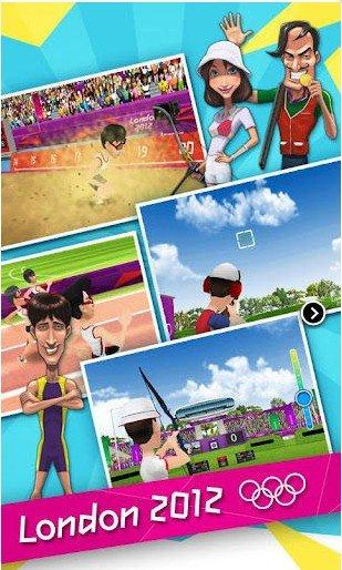 2012伦敦奥运会官方游戏软件截图0