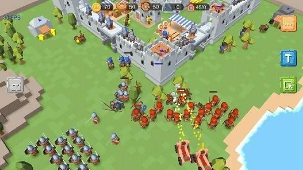 中世纪RTS